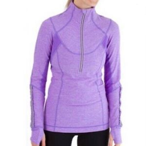 Women's Lululemon Run Dash Half Zip Pullover (6)